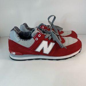 Youth new balance 574 athletic shoes